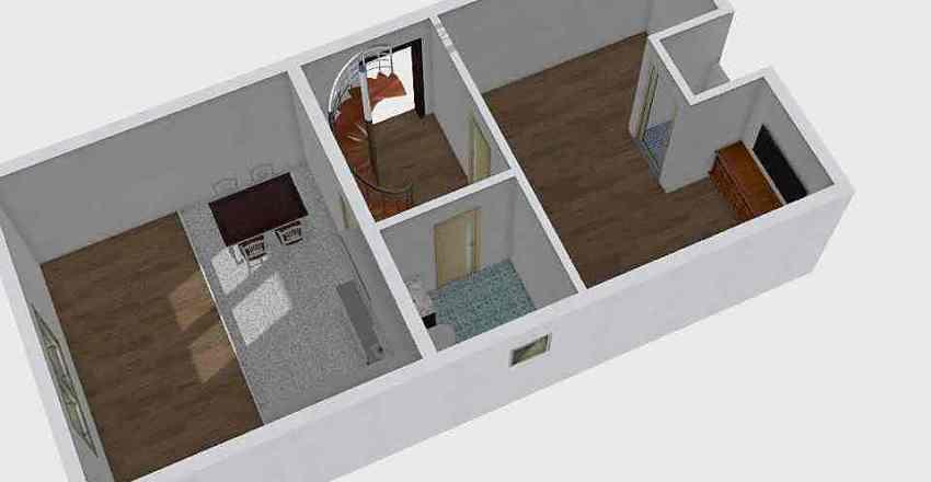 JASMINA 8 Interior Design Render