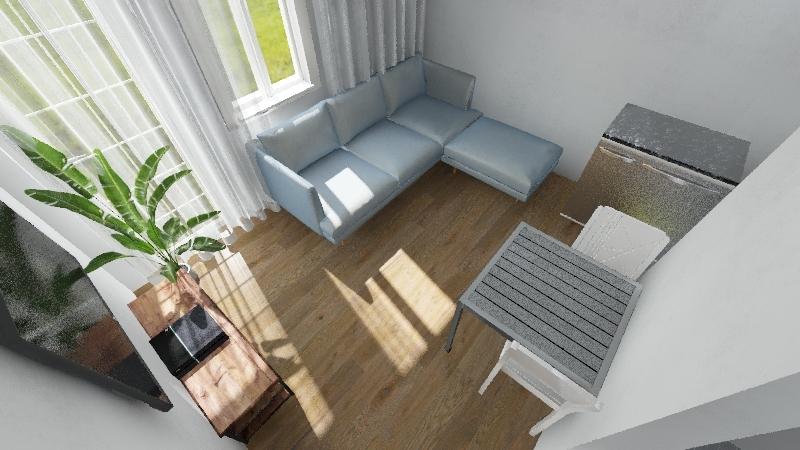 Michał Trolik Interior Design Render