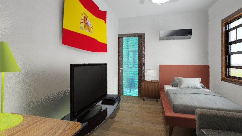 minicasabosquepepeA Interior Design Render