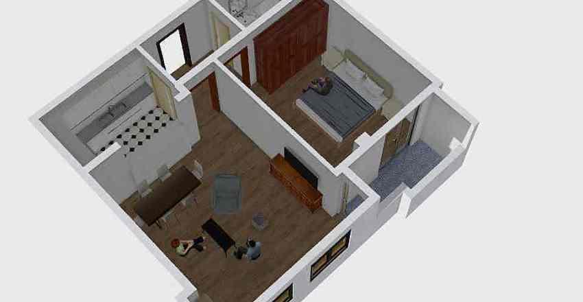 45589 Interior Design Render