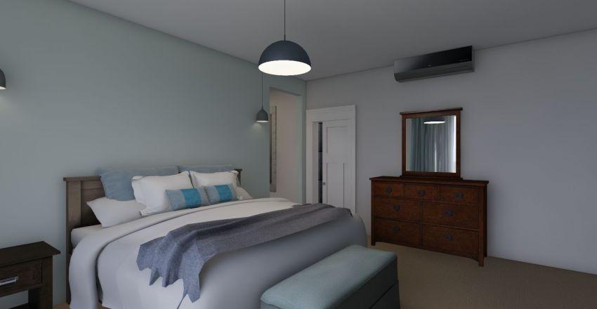 Homestead Renovation 2019 Interior Design Render
