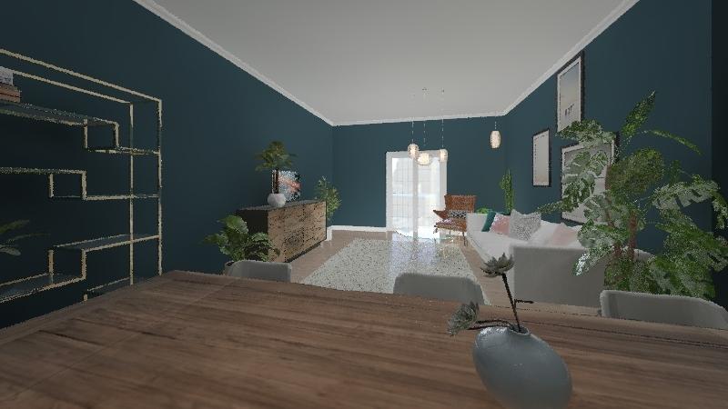 Mah1 Interior Design Render