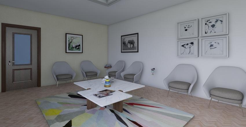 Gladys cortes Interior Design Render