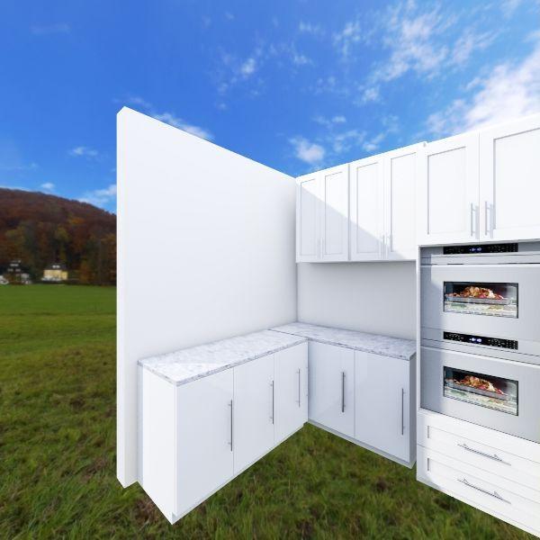 Potential Kitchen Remodel Interior Design Render