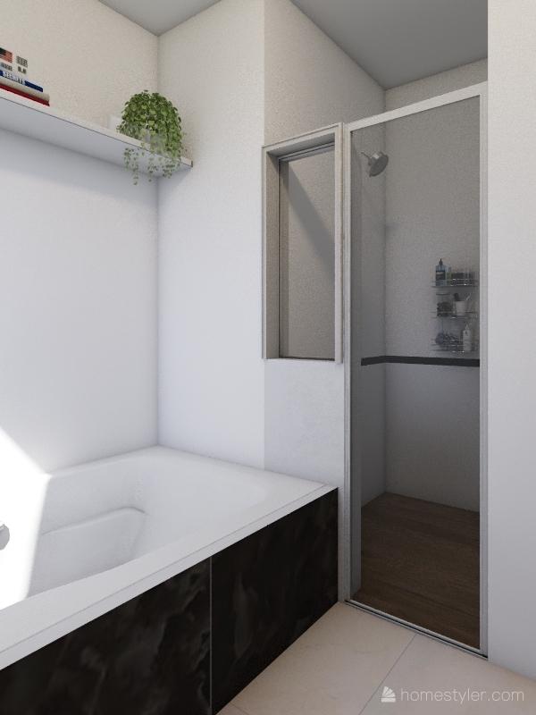 Ana Lu Cvalheiro - Novo Interior Design Render