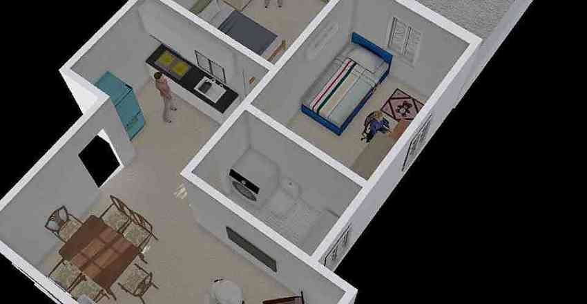 lev zahav maya 2 Interior Design Render