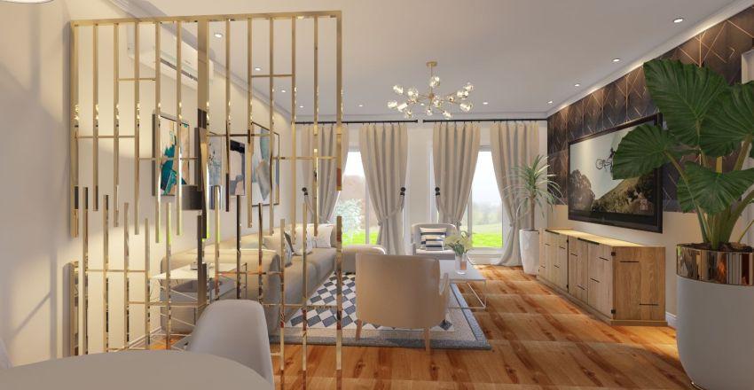 Blue Willem Interior Design Render