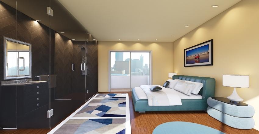 gehen Interior Design Render