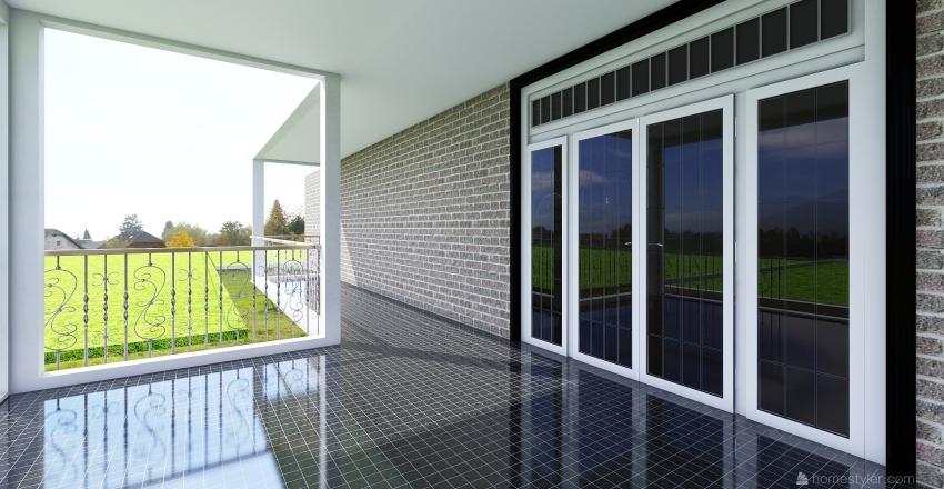 OKYANUS VE YAZ KAMPI HAYALİ Interior Design Render
