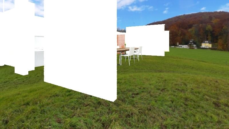 Lawyers House floor plan Interior Design Render