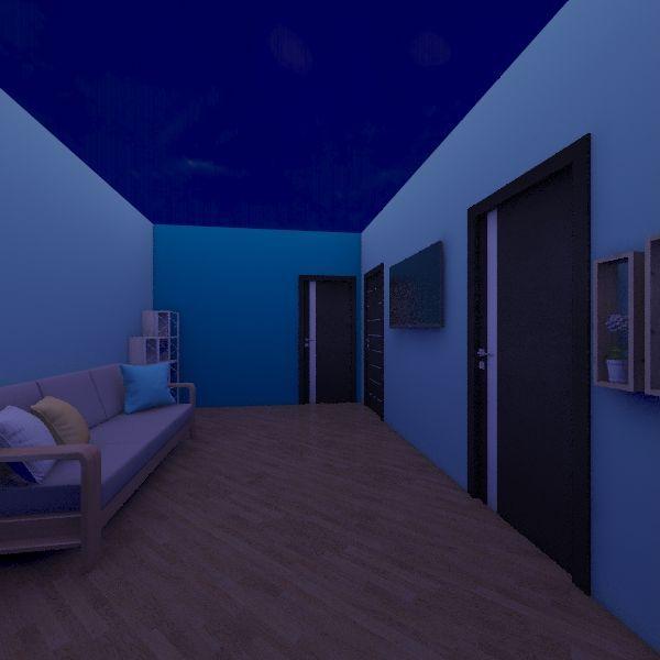 Sujet T402B Interior Design Render