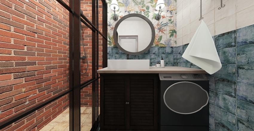 soul of Paris Interior Design Render