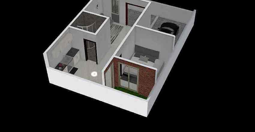 Morgana Interior Design Render