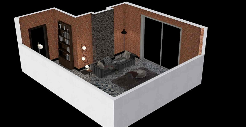 efd Interior Design Render