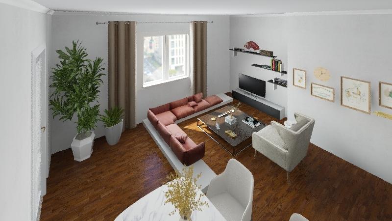 454 Interior Design Render