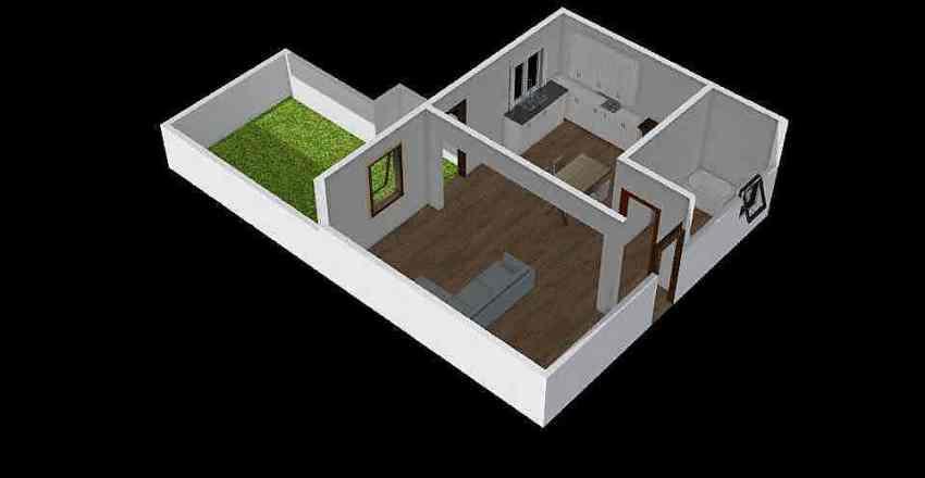 PONTE Interior Design Render