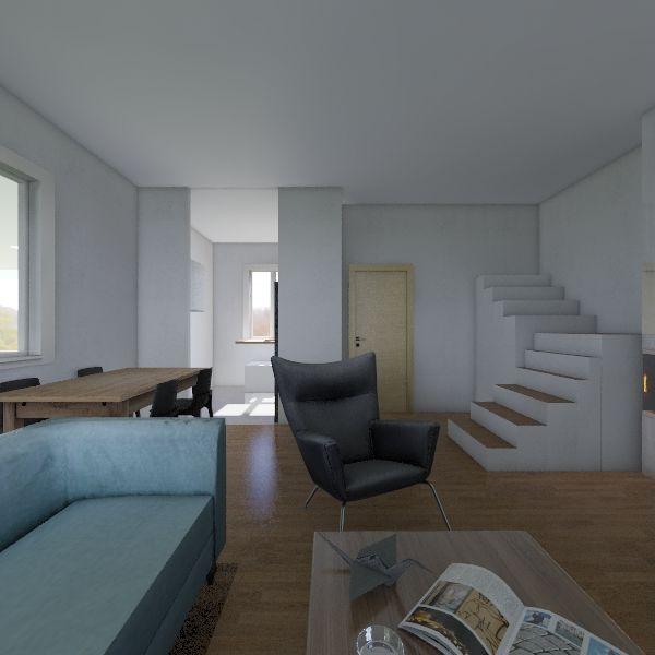 61B Interior Design Render