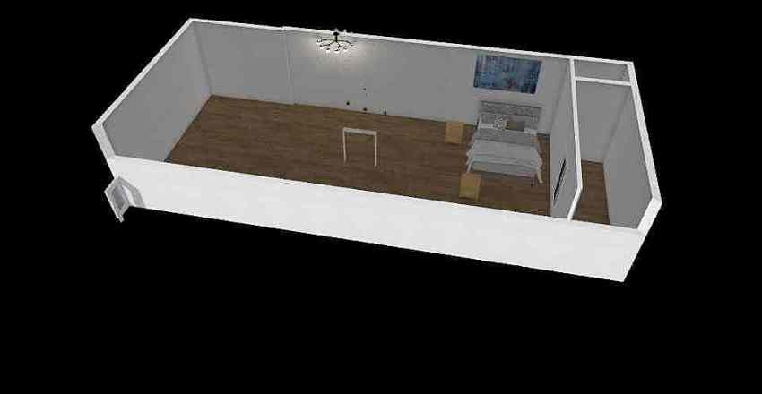 q Interior Design Render