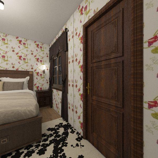 Shaks House Interior Design Render