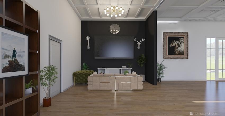 Florence Manor  Interior Design Render