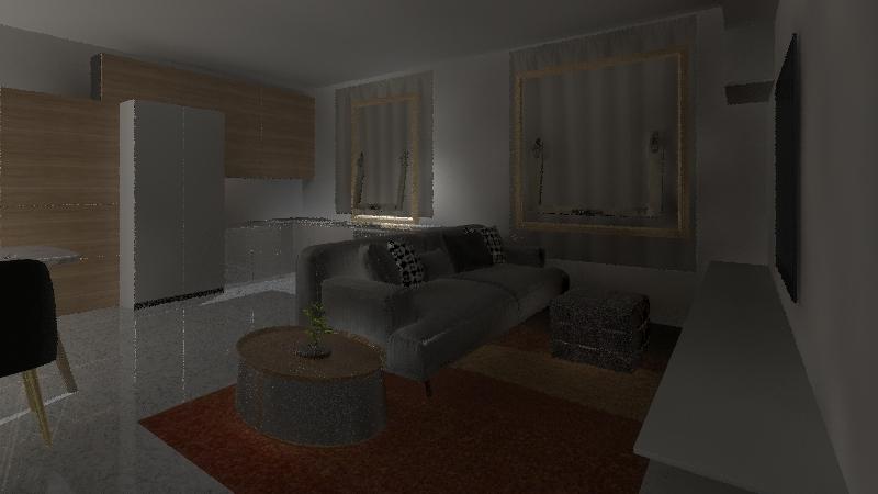 monti eleonora Interior Design Render