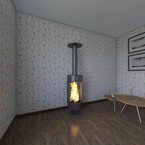 1st  Interior Design Render