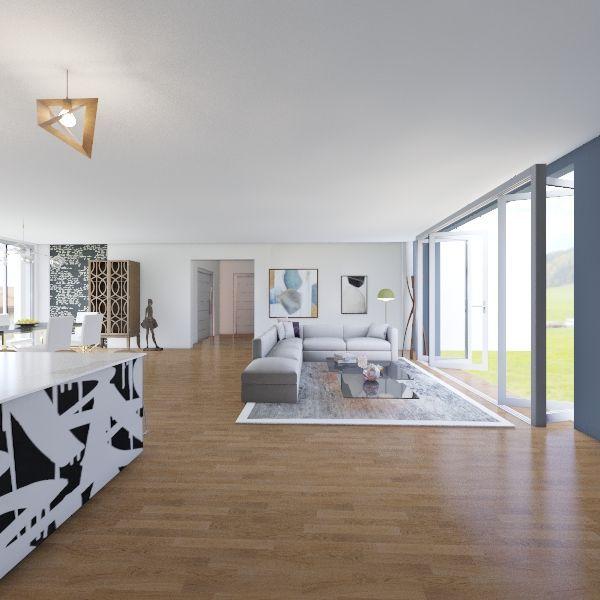 casa nueva Interior Design Render