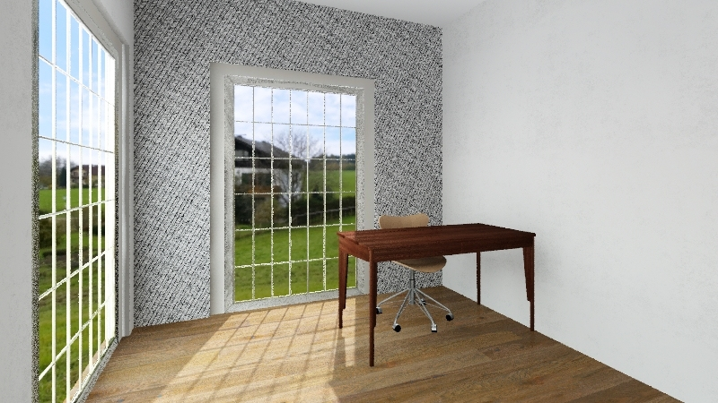 Dream apartemento Interior Design Render