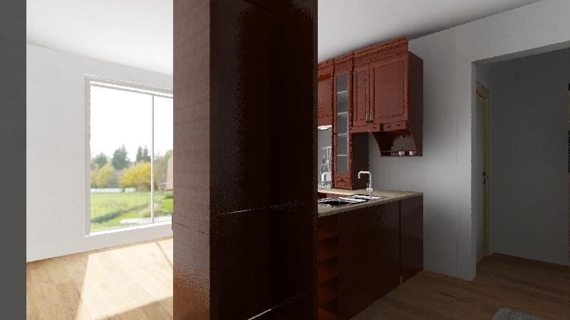 Villa Of Silence Interior Design Render