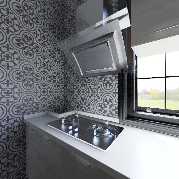 HOGAR DULCE HOGAR Interior Design Render