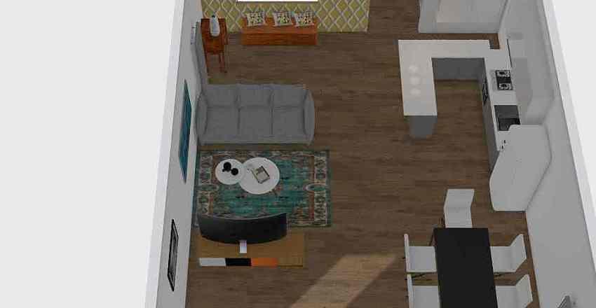 albert petit Interior Design Render