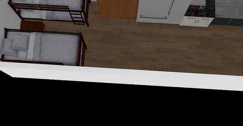 Escape Pod Interior Design Render
