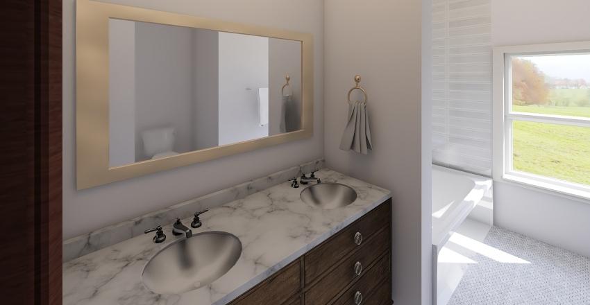 ferguson bathroom Interior Design Render