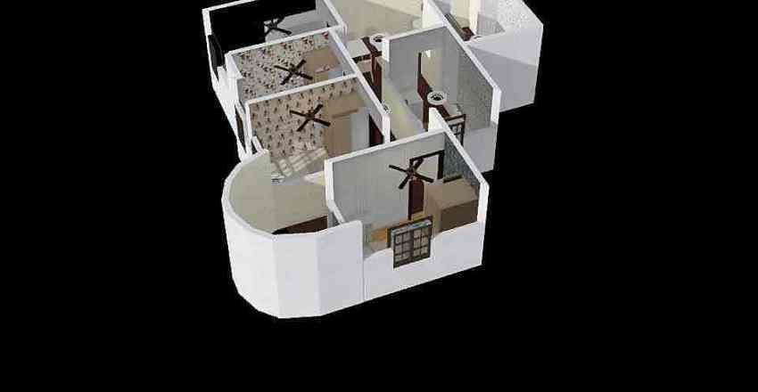 my 1st  Interior Design Render