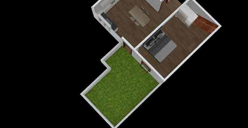 PONTE 2 Interior Design Render