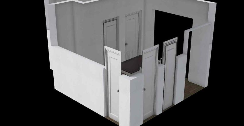 Isles Second Interior Design Render