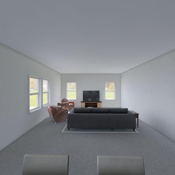 40x40 Interior Design Render