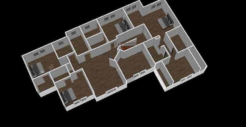 Second Floor Alt Interior Design Render