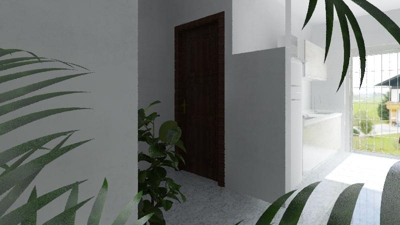 orti della magliana Interior Design Render