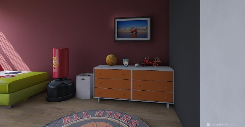 mini home 1 Interior Design Render