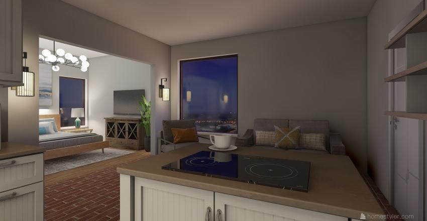 ljlk Interior Design Render