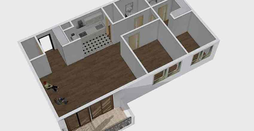 45656 Interior Design Render
