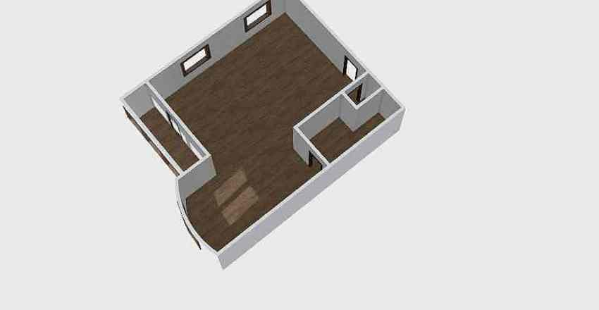 2-комн_0322 Interior Design Render