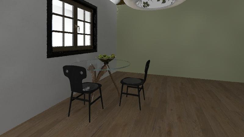 Casa dos sonhos Interior Design Render