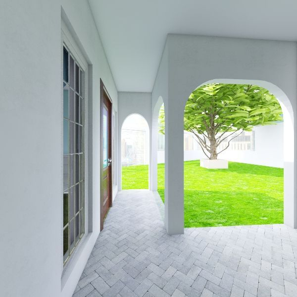 Re diseño de casa Interior Design Render
