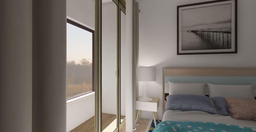 my appartment Interior Design Render