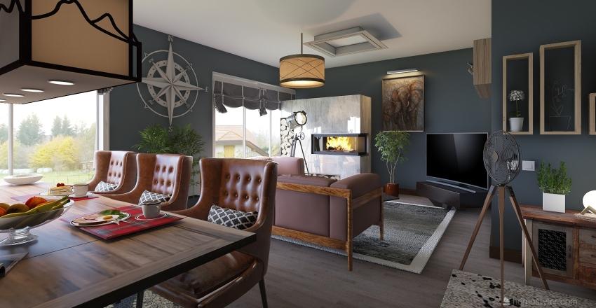 Deon best 23 de end  Interior Design Render