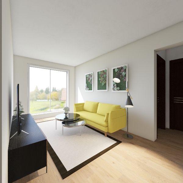 Mano Interior Design Render