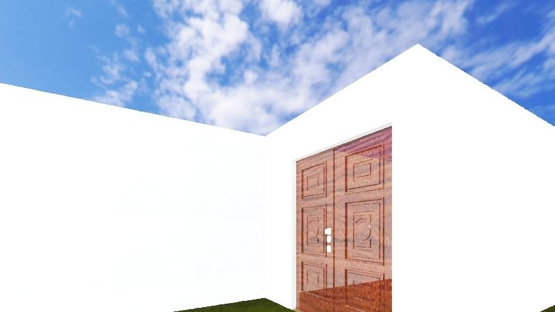 Sanaa Interior Design Render