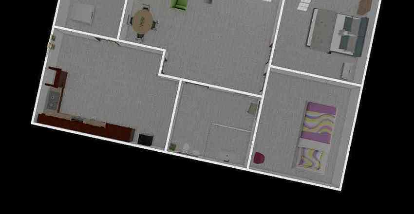 NASLY MI CASA Interior Design Render